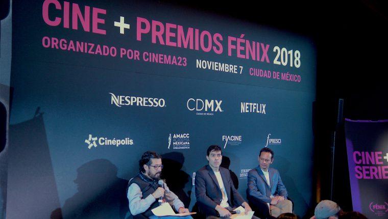 La gala de los Premios Fénix reconoce lo mejor del cine iberoamericano. (Foto Prensa Libre: Cinema 23)