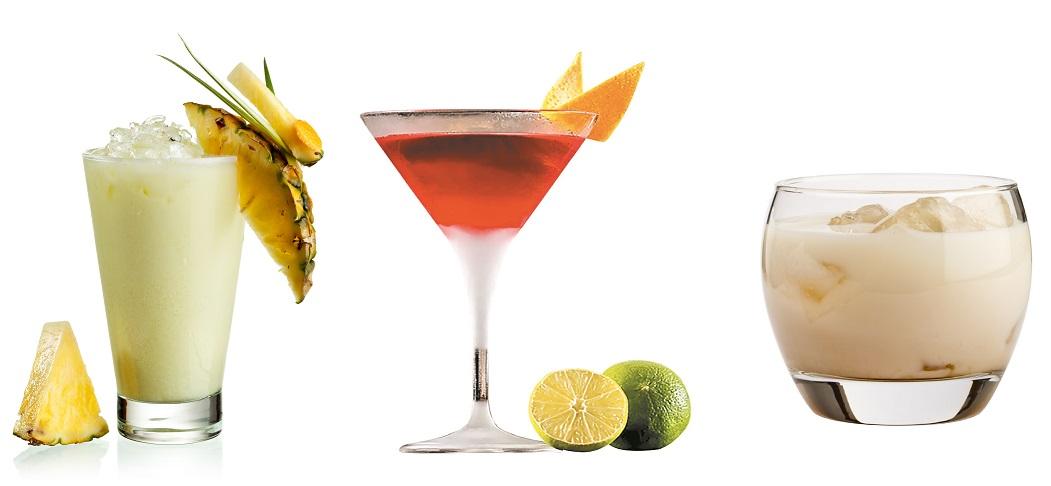 Disfrute de estos cócteles durante el verano. (Foto Prensa Libre: HemerotecaPL)