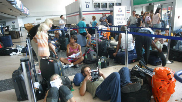 Entre las aerolíneas que han reportado problemas figuran United, Southwest Airlines, JetBlue, American Airlines y Delta. (Foto Prensa Libre:  noticiaslogisticaytransporte.com)