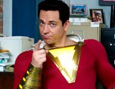 """La cinta """"¡Shazam!"""", de Warner Bros. y DC Comics ha sido un éxito en taquilla y ha agradado a la crítica. (Foto Prensa Libre: Warner Bros.)"""