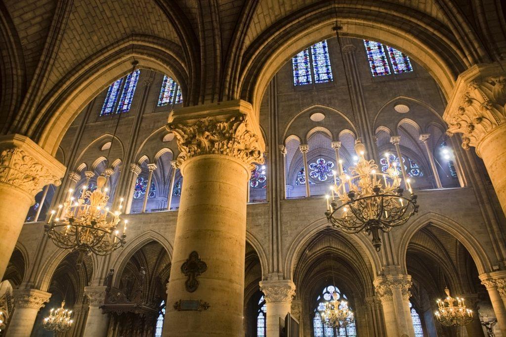 La construcción de la Catedral se inició en el año 1163 y se terminó en 1345. Foto Prensa Libre: Shutterstock
