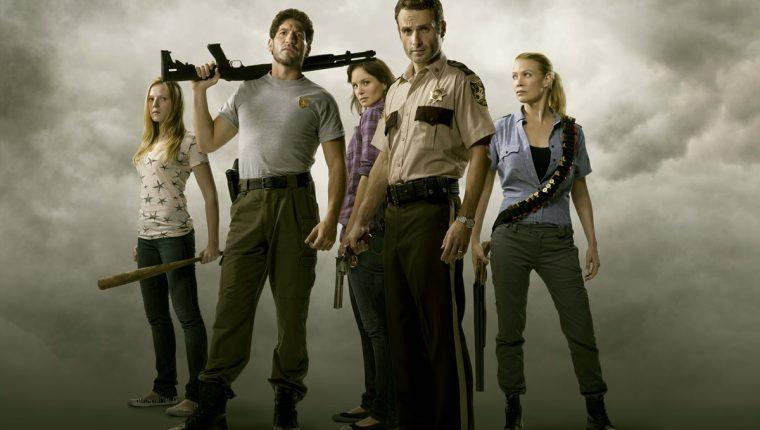 """""""The Walkng Dead"""" ha sido una de las series más populares durante varios años. (Foto Prensa Libre: HemerotecaPL)"""