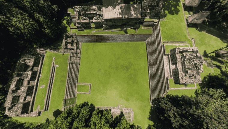 Según el INGUAT, el turismo arqueológico es un elemento económico importante para países en vías de desarrollo e industrializados. (Foto Prensa Libre: Inguat)