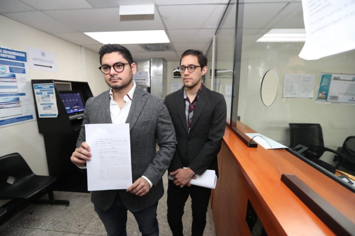 Accionan contra la inscripción de dos diputados tránsfugas