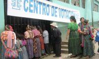 Junta Electoral Departamental advierte de posibles focos de violencia en siete municipios. (Foto Prensa Libre: Hemeroteca PL)