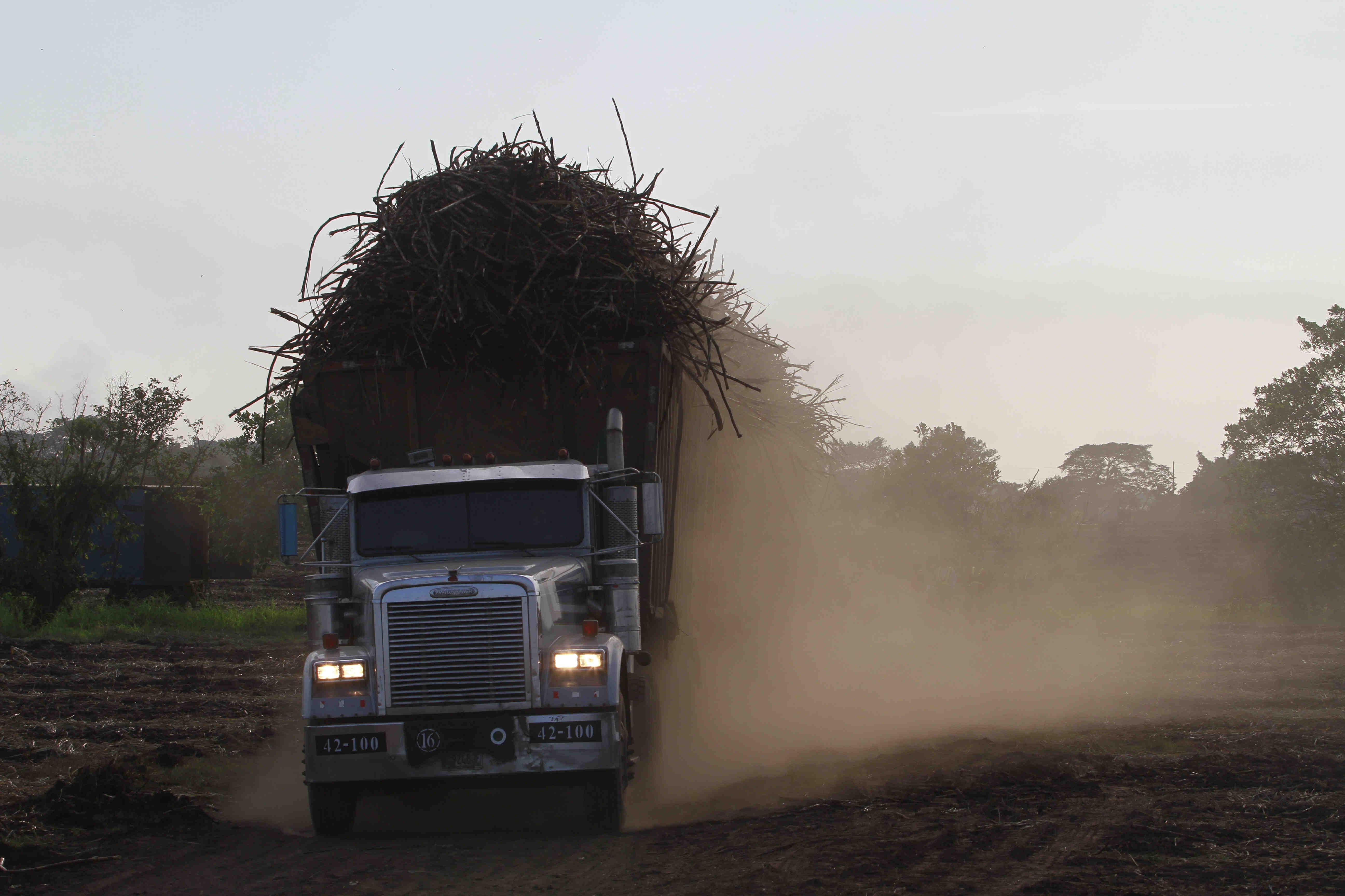 Guatemala despacha azúcar a 58 países y la zafra 2018-19 esta por finalizar con una producción estable. (Foto Prensa Libre: Hemeroteca)