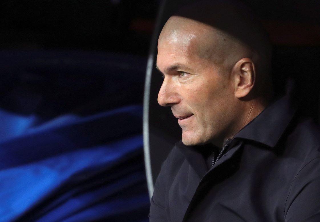 Zinedine Zidane ha implementado las rotaciones desde su llegada al Real Madrid. (Foto Prensa Libre: AFP).