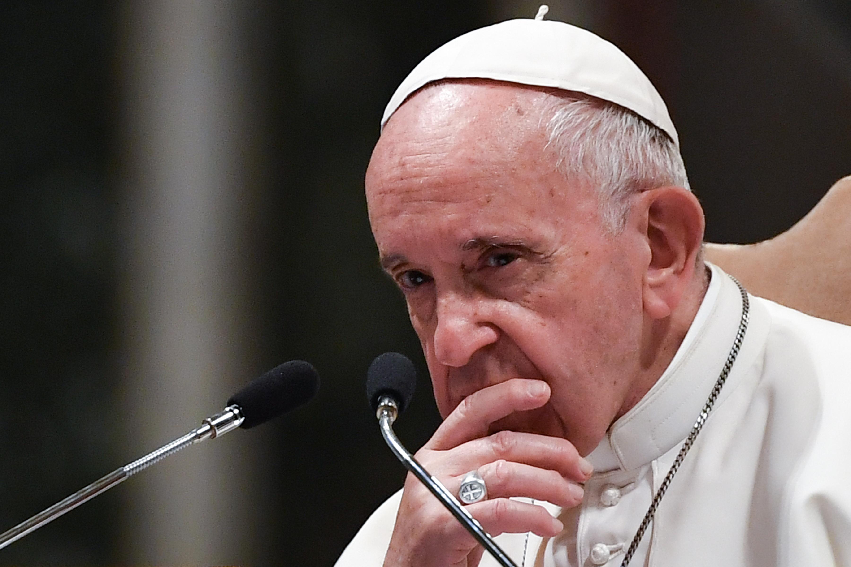 El Vaticano busca reducir los abusos sexuales por parte del clero. (Foto Prensa Libre: AFP)