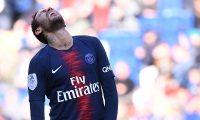 Neymar recibe fuerte castigo por golpear a un aficionado. (Foto Prensa Libre: AFP)
