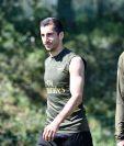 Mkhitaryan es una de las piezas clave del Arsenal, no estará presente en la final de la Europa League por decisión personal. (Foto Prensa Libre: AFP)
