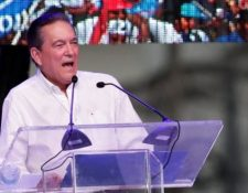 """Laurentino """"Nito"""" Cortizo gobernará en el periodo 2019-2024. EPA"""
