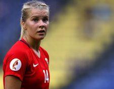 La última participación de Hegerberg con Noruega fue en la Eurocopa femenina de 2017, donde la selección nórdica fue eliminada en primera ronda al perder los tres partidos y sin anotar un gol.