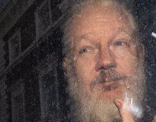 Assange se enfrenta a una solicitud de extradición de Estados Unidos.
