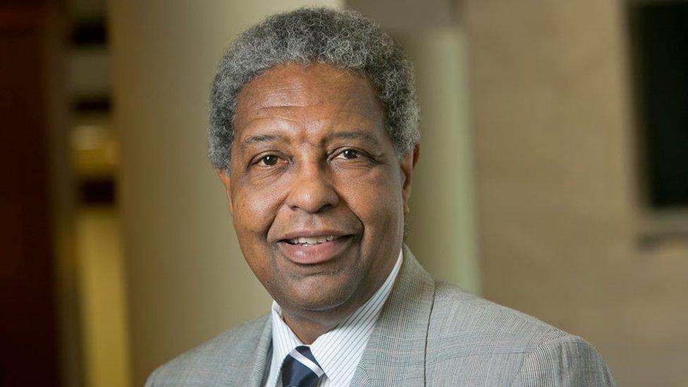 William Sandy Darity es uno de los creadores de la propuesta.