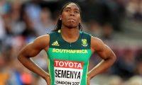 Semenya suma dos medallas de oro olímpicas y tres títulos mundiales en los 800 metros planos, prueba en la que no podrá participar si no reduce sus niveles naturales de testosterona.