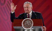 El presidente de México Manuel López Obrador ha respondido a las advertencias de Donald Trump. (Foto Prensa Libre: Hemeroteca Pl)