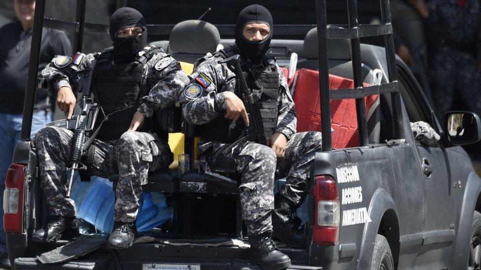 Durante los últimos años, el Sebin ha detenido a numerosos líderes opositores venezolanos.