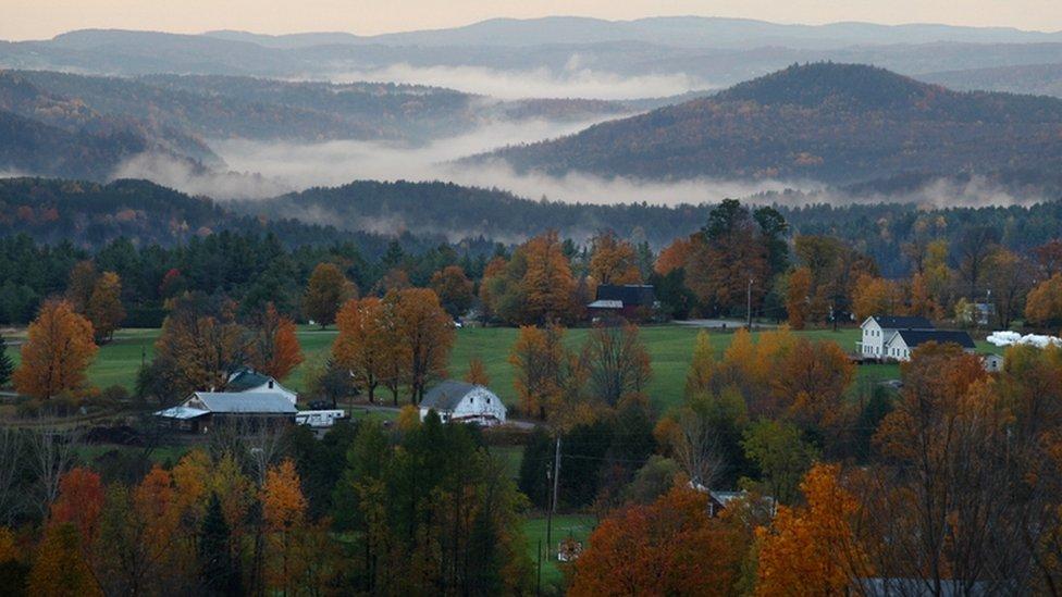 Vermont espera la llegada de inmigrantes para impulsar la economía local. (Foto Prensa Libre: Getty Images)