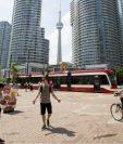 Toronto es una de las ciudades más grandes de Norteamérica.