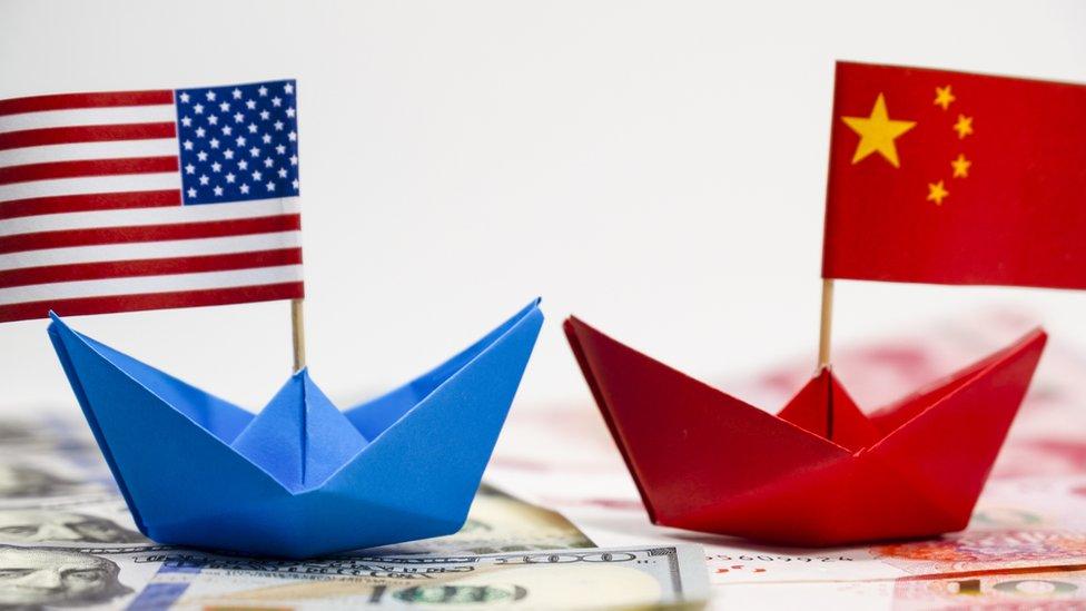 Trump declaró la guerra comercial a China hace casi un año, en julio de 2018.