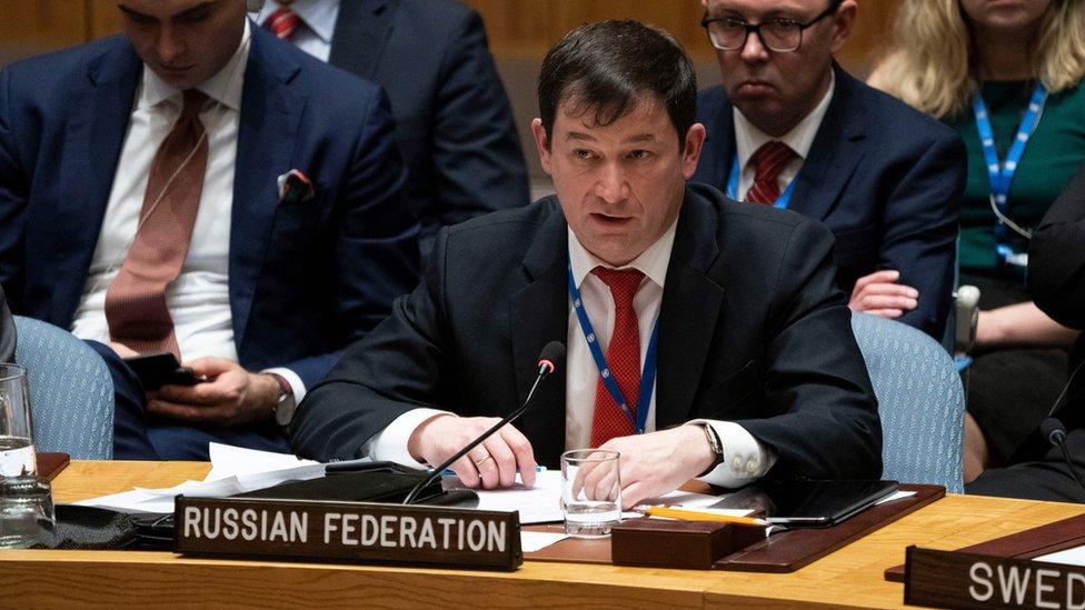"""Rusia lanzó una fuerte advertencia contra una eventual intervención militar de Estados Unidos en Venezuela, al afirmar que eso abriría """"una gran crisis internacional"""" con """"consecuencias devastadoras para la región y para la seguridad mundial"""". AFP"""