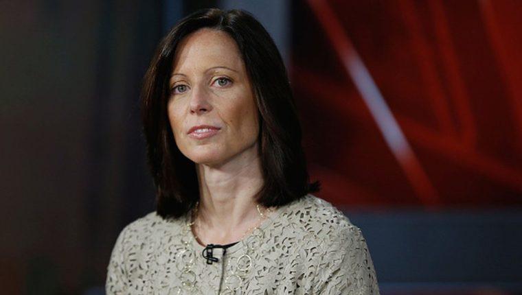 Adena Friedman ha sido directora ejecutiva de Nasdaq por más de dos años.