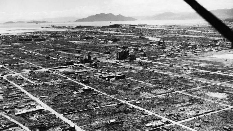 """""""Tienes una ciudad y un minuto después no hay ciudad. Una gran pregunta para mí era: ¿donde acabó esa ciudad?"""", señaló el geólogo Mario Wannier. GETTY IMAGES"""