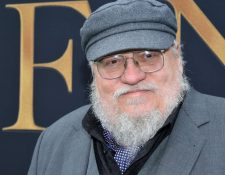 George R.R. Martin es el autor de la inconclusa saga de libros en la que se basa html5-dom-document-internal-entity1-quot-endGame of Throneshtml5-dom-document-internal-entity1-quot-end.