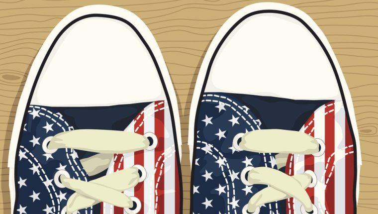 Estados Unidos importa la mayoría del calzado que tiene a la venta y el 72% proviene de China.