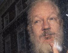 El fundador de Wikileaks vivió cerca de siete años en la embajada de Ecuador en condición de asilado político.