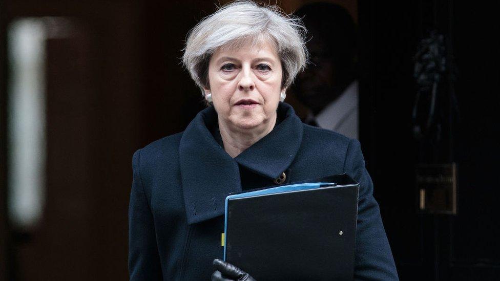 La primera ministra de Reino Unido Theresa May anuncia que dimitirá como líder del Partido Conservador el próximo 7 de junio