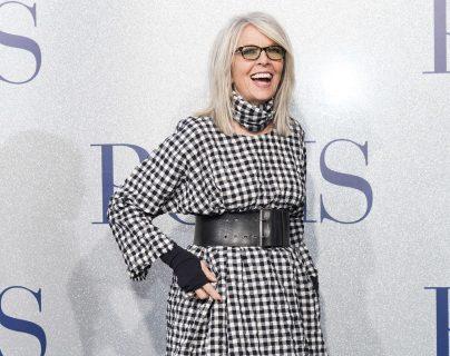 Diane Keaton es una de las actrices más destacadas en la historia del cine. (Foto Prensa Libre: AFP)