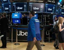 Las cotizaciones han comenzado positivas para la compañía. (Foto Prensa Libre: AFP)