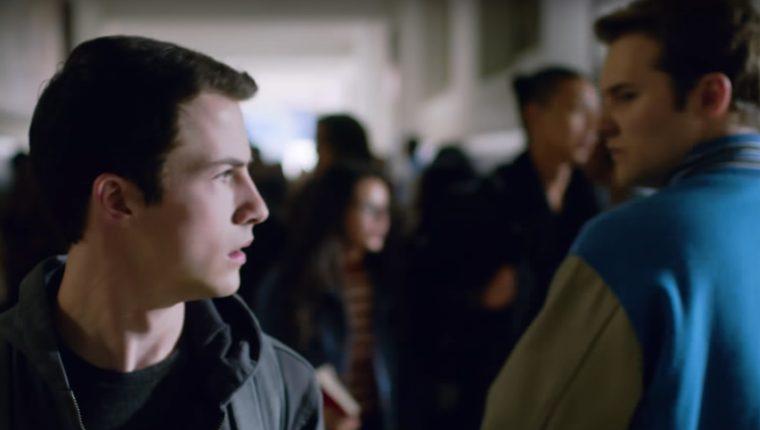 "La serie de Netflix, ""13 reasons why"" está protagonizada por Dylan Minnette, quien interpreta a Clay Jensen. (Foto Prensa Libre: YouTube)"