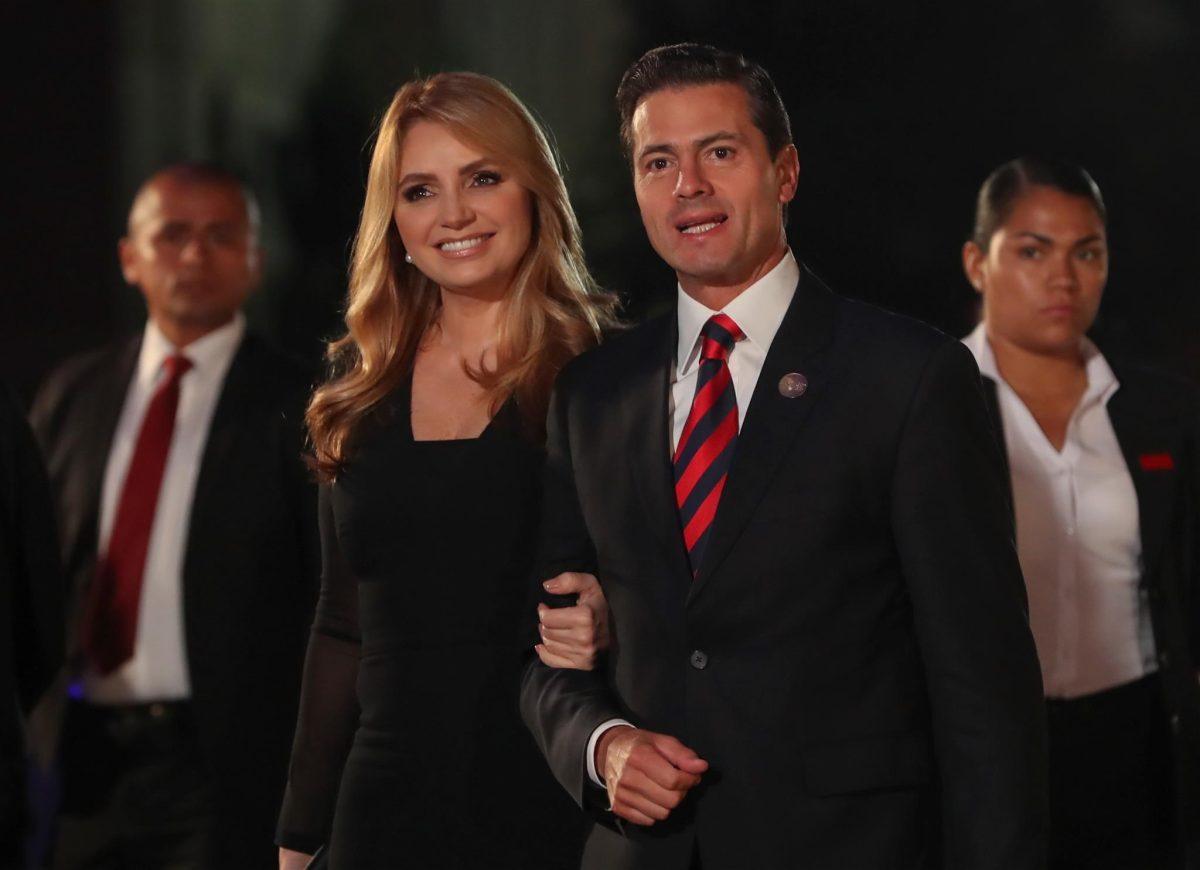 Es oficial: Así se despidió Enrique Peña Nieto de su exesposa Angélica Rivera