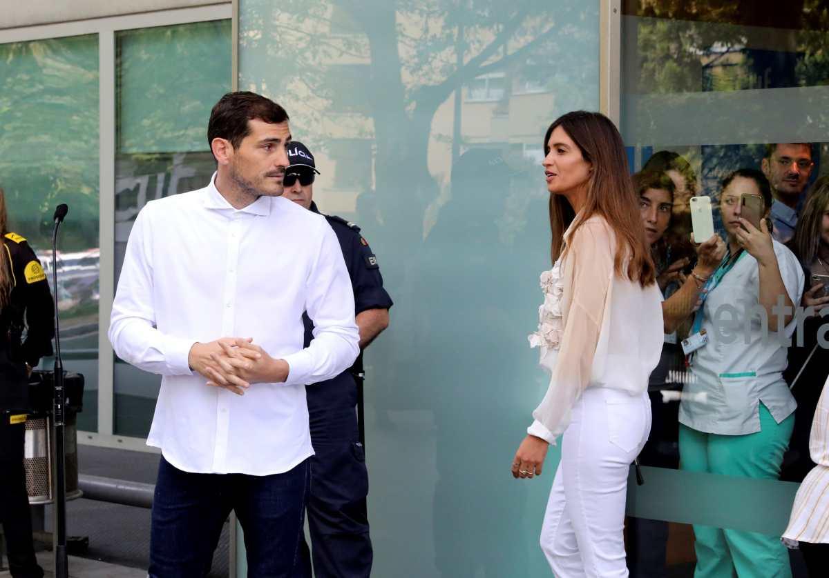 Iker Casillas y Sara Carbonero se separan, según revista española