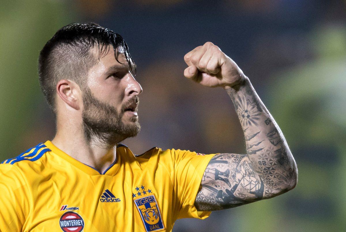 Gignac alcanzó el récord de máximo goleador histórico de Tigres
