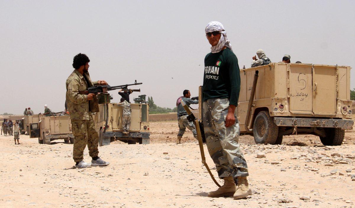EEUU y los talibanes comienzan negociaciones el 29 de junio para finalizar la guerra