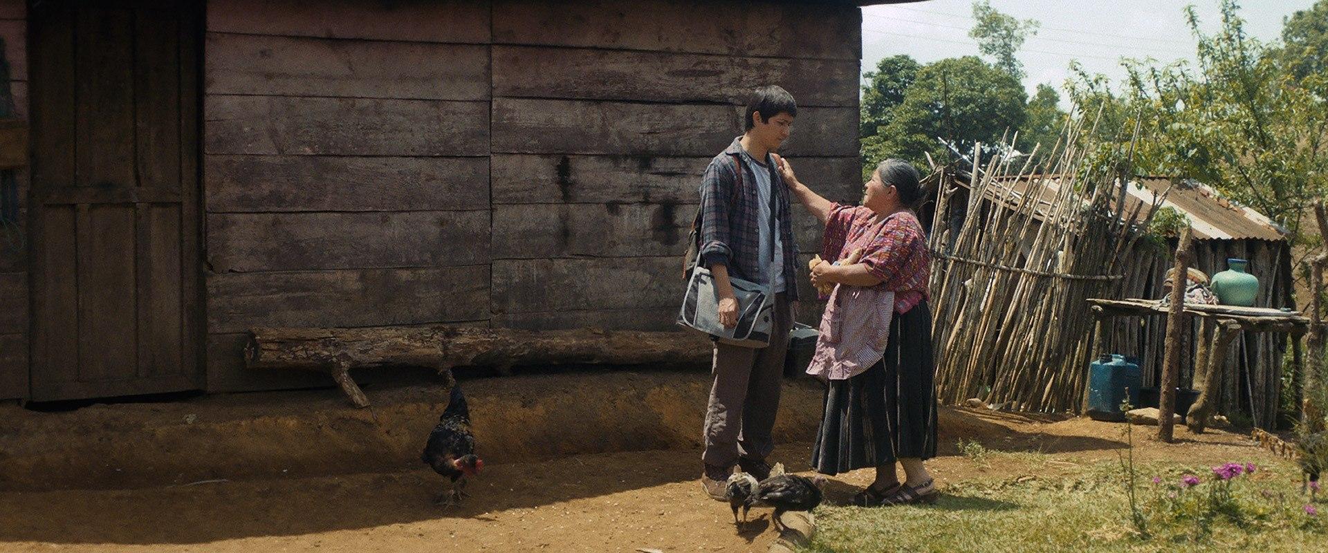 """Fotograma del la película """"Nuestras madres"""" , del director guatemalteco César Díaz. (Foto Prensa Libre: Hemeroteca PL),"""
