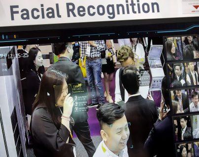 El reconocimiento facial es una tecnología que crece cada vez más en diferentes paíes. (Foto Prensa Libre: EFE)