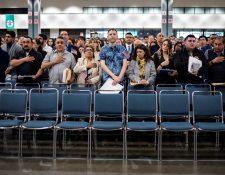 Un oficlna de inmigración de Estados Unidos luego de deportar a miles de personas ahora podría correr con esa suerte. (Foto Prensa Libre: Hemeroteca PL)