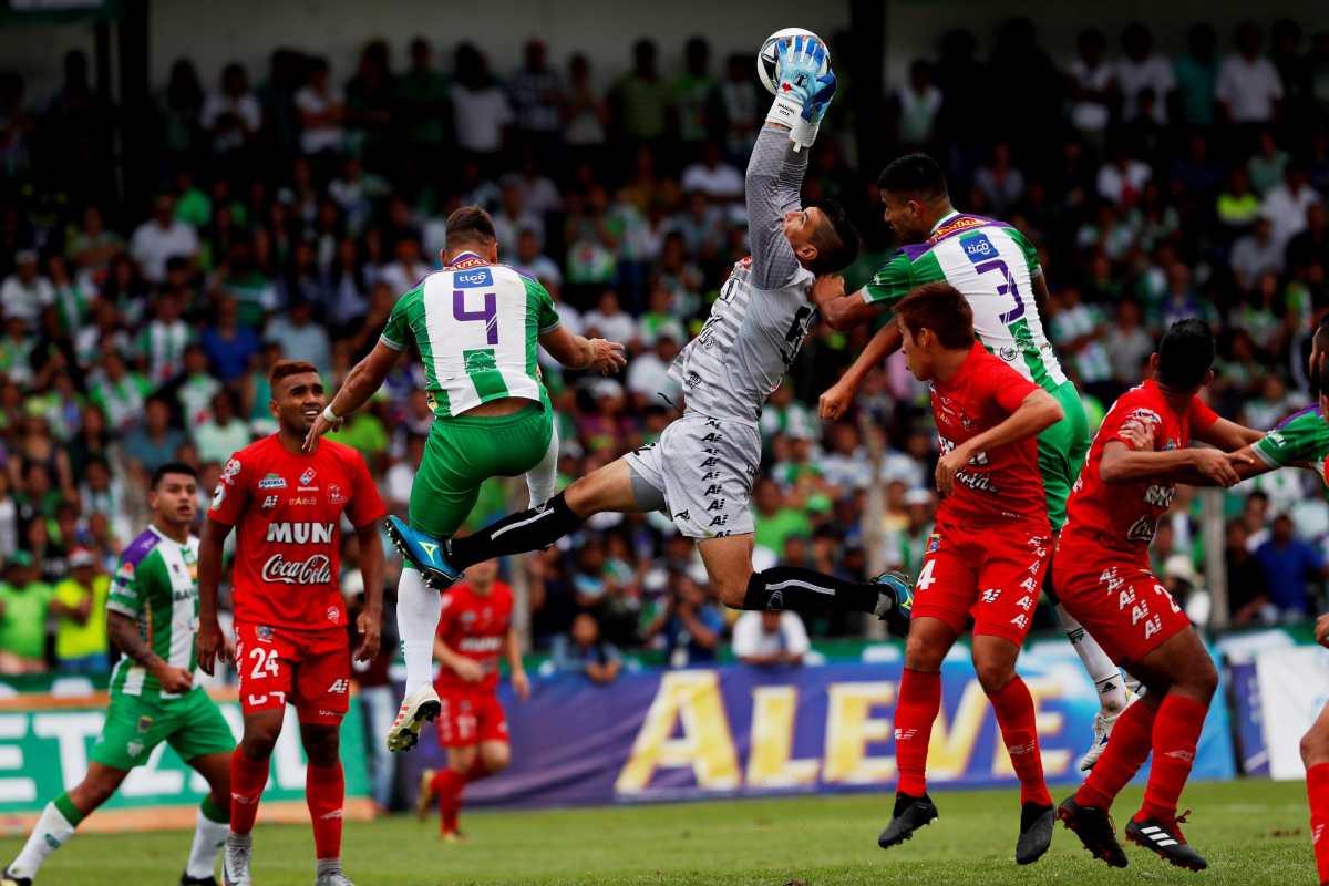 Un jugador de Antigua y otro de Malacateco con resultado analítico adverso en la final del Clausura 2019