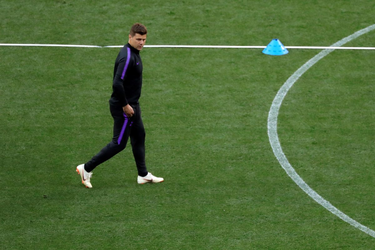 Pochettino no aclara si jugará Harry Kane frente al Liverpool