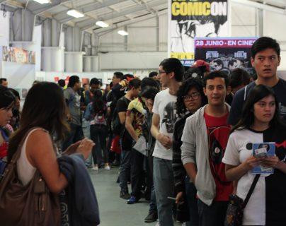 XPO Comicon es un evento que busca congregar a todos los amantes de los cómics y el animé. (Foto Prensa Libre: Facebook)