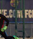 Ter Stegen no podrá estar presente en la final de la Copa del Rey entre el FC Barcelona y el Valencia. (Foto Prensa Libre: Hemeroteca PL)