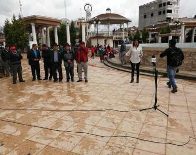 Cabildo Abierto: vecinos de Totonicapán exigen transparencia e inversión en seguridad, arte y cultura