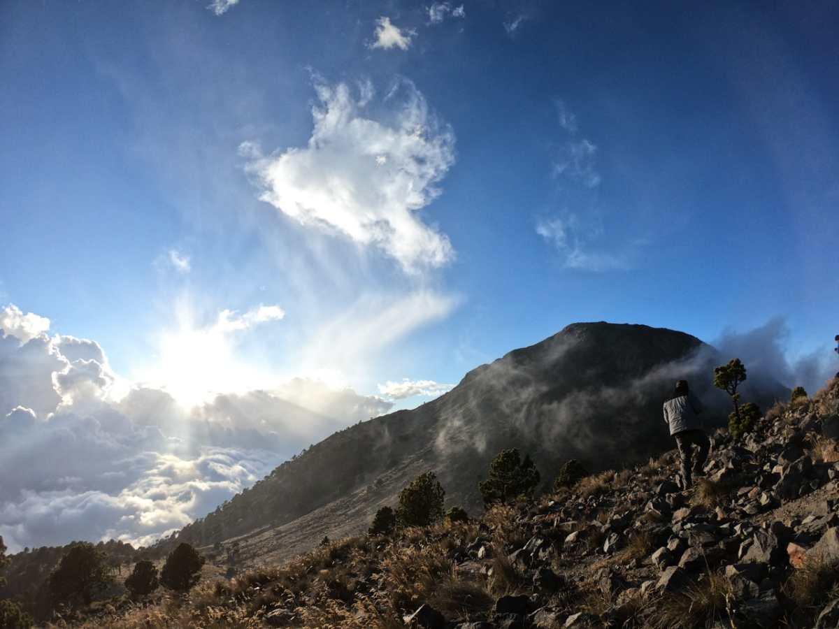 Este fin de semana apúntese a la limpieza del volcán Tajumulco