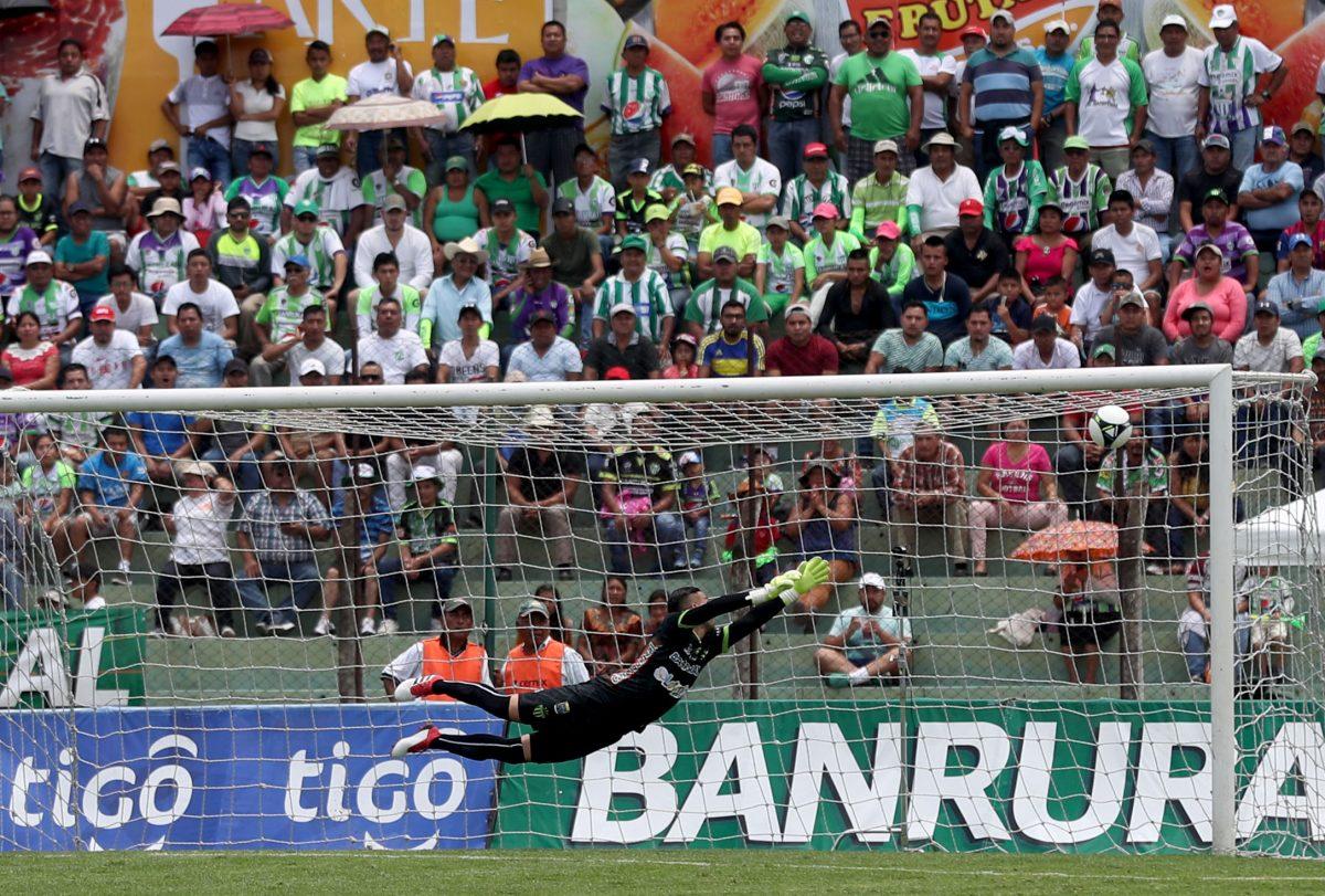 Top 5 | Danilo Guerra anota el mejor gol de la jornada 22 en la derrota de Cobán contra Antigua