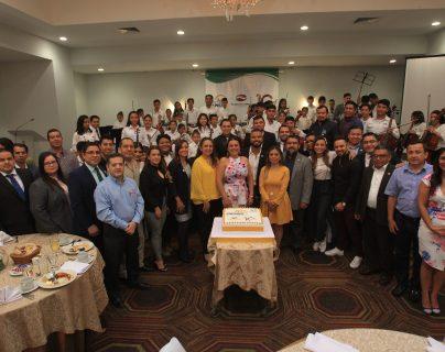 Fundación Azteca Guatemala festeja 10 años de operaciones en el país, brindado proyectos en áreas vulnerables.
