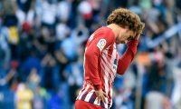 Antoine Griezmann podría dejar el Atlético de Madrid. (Foto Prensa Libre: AFP)